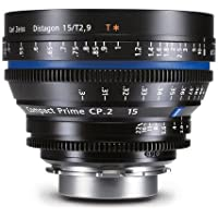 Zeiss Compact Prime CP.2 15mm/T2.9 T (Feet) Lens for Nikon Mount