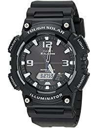 Men's AQ-S810W-1AV Solar Sport Combination Watch