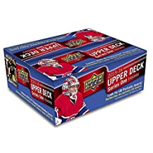 NIB 2015/16 Upper Deck UD Series 1 Trading Cards NHL Retail Hockey Box 24 Packs