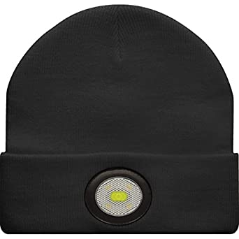 Unilite BE-02+ USB Rechargeable Beanie Headlight 37675799527d