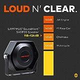 SoundAlert 12V 100W Police Siren PA System [Slim