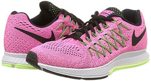Pow Air Sportive Nike Scarpe Zoom Grn ghst Donna w W blk 32 Vlt brly Pegasus Pink Aw5x50vgq