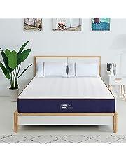 BedStory - Materasso a Molle insacchettate Singolo, 90 x 190 cm, in Tessuto 3D Traspirante con Molle insacchettate indipendenti, Certificato Oeko-Tex