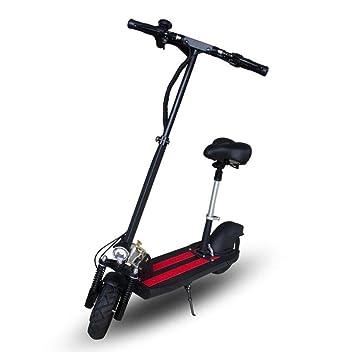 DAHEMA Scooter Eléctrico, Adulto Plegable, Conducción, Scooter De Dos Ruedas, Mini Bicicleta