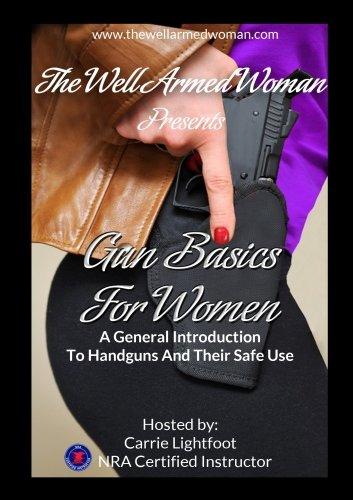 The Well Armed Woman Presents Gun Basics For Women