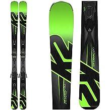 2018 K2 iKonic 80 Skis w/ M3 10 Bindings