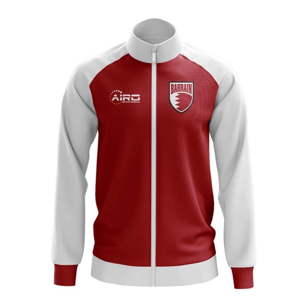 Airo Sportswear Bahrain Concept Football Track Jacket (ROT)