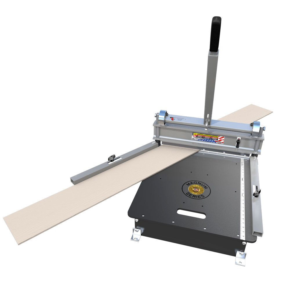 20 in. MAGNUM Siding Cutter with blade for hardie plank, vinyl siding, fiber-cement siding, and trim by Bullet Tools (Image #1)