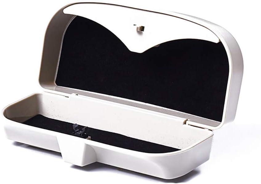 Universal Sonnenbrillenhalter Brillenetui Brillen Halter Auto Zubeh/ör Magnetischer Brillenhalter BYJIN Auto Brillenhalter Brillenhalterung Brillenbox