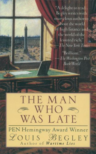 book cover of Man Who Was Late