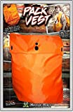 Mountain Mike's Reproductions The Pocket Sherpa Meat Pack Vest, Orange