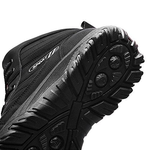 Black JOYORUN Men's JOYORUN Black Black Boots Men's JOYORUN Boots Boots Men's Men's JOYORUN q7qAC