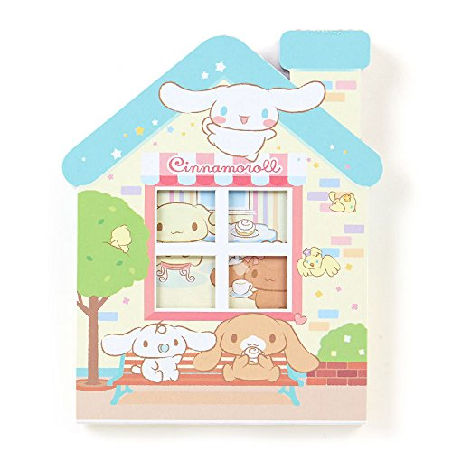 Cinnamoroll Sanrio Notepad Memo Pad Sweet Home Edition