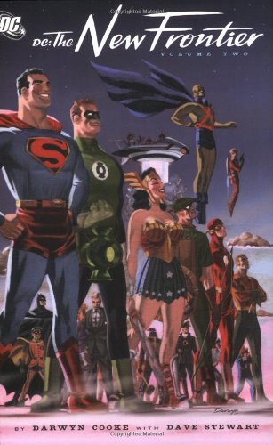 DC: The New Frontier - VOL 02 (DC New Frontier)