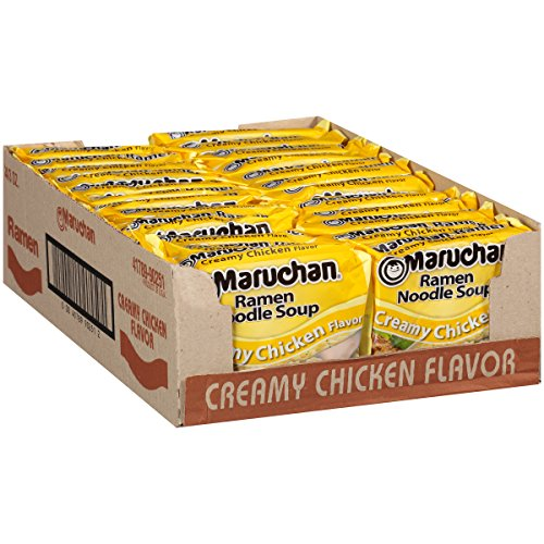 Where to find ramen noodles chicken subscribe and save?