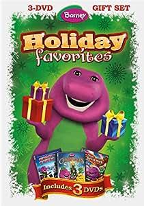 Barney: Holiday Favorites