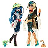 Monster High Cleo De Nile & Ghoulia Yelps 2-Pack