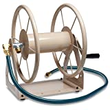 Liberty Garden Products 703-1 Multi-Purpose Steel Wall and Floor Mount Garden Hose Reel