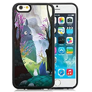 Hot Sale And Popular iPhone 6 4.7 Inch TPU Case Designed With My Neighbor Totoro 37 iPhone 6 Phone Case