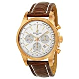 Breitling Men's BTRB015212-G738BRCD Transocean Chronograph Analog Display Mechanical Hand Wind Brown Watch