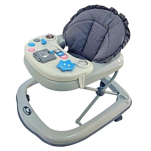 Andador Bebe Juguetes for bebés Walker Rollover Prevención ...