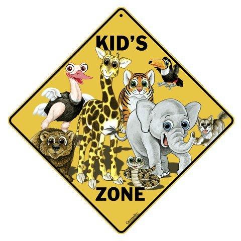 CROSSWALKS Kid's Zone 12