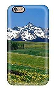 Iphone 6 Case Cover Skin : Premium High Quality Nice Mountain Alps Case