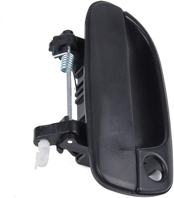 Parte Delantera Izquierda DishyKooker OE 82660-25000FR 82650-25000FL Par de manijas para Puerta Exterior para Hy-undai Accent
