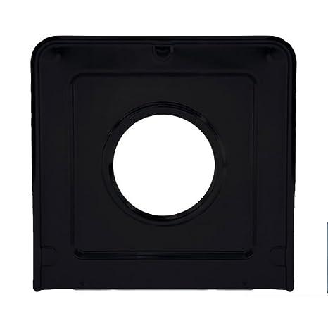 Amazon Com Range Kleen Style J Black Porcelain Square Burner Drip