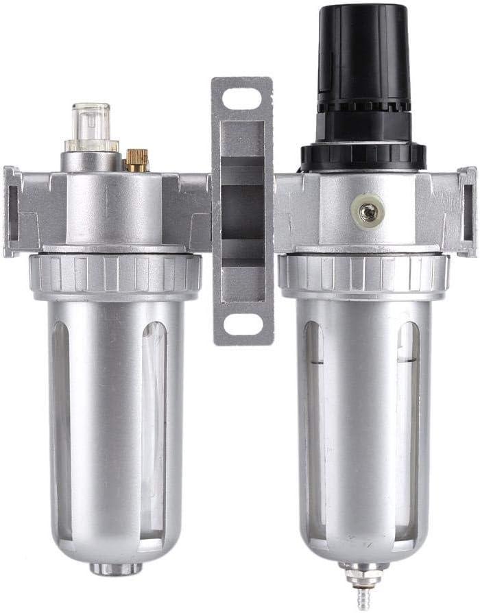 SFC300 3//8  Filtre /à air compresseur r/égulateur pi/ège /à eau filtre s/éparateur outil Mootea Filtre /à air