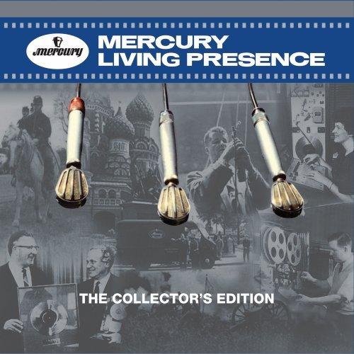 Mercury Material - Mercury Living Presence