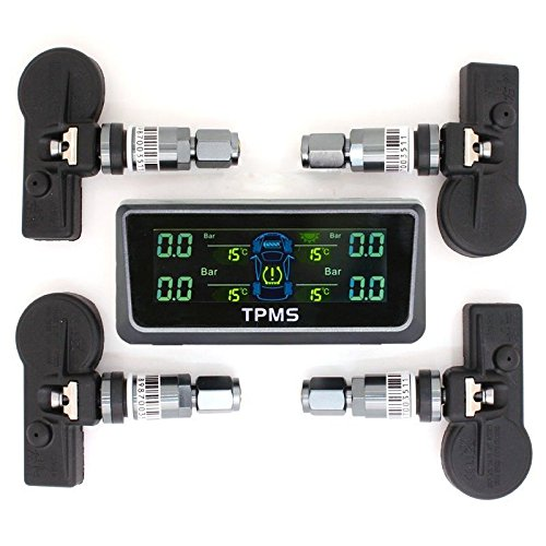 Leviton 6b42 Dimmer Wiring Diagram: Car Solar Powered TPMS Wireless Chargeable Tire Pressure