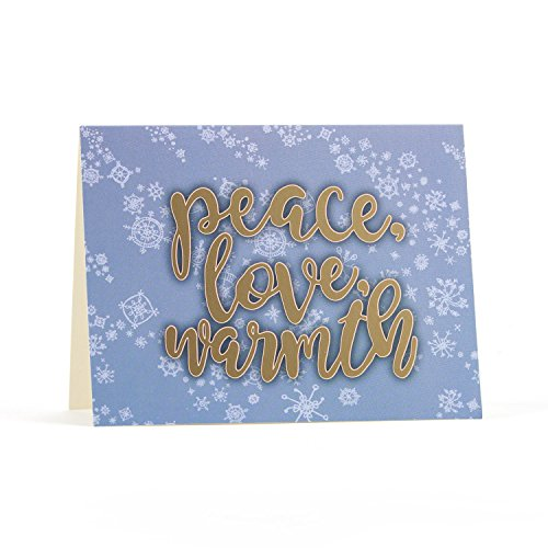 Greeting Cards w/ Envelopes (30 ct) Bulk Christmas Greeting Cards. Assorted Designs for Christmas Winter Holiday Greetings. Blank Cards Fun for Seasons Greetings! 4.25 x 5.5 in (A2) Spread X-mas Joy! Photo #4