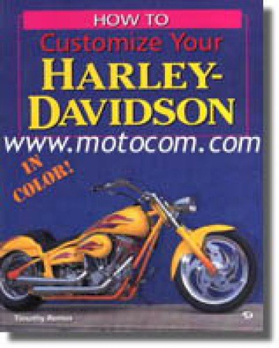 CYHD How to Customize Your Harley-Davidson