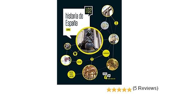 Historia de España 2.º Bach. Somoslink - 9788414003480: Amazon.es ...