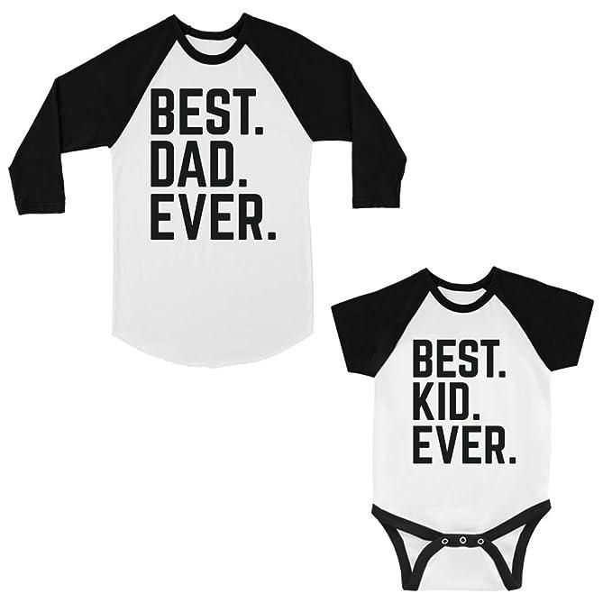Amazon.com: 365 impresiones de papá y bebé a juego de ...