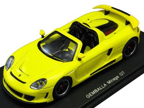 Gemballa Mirage GT GT GT ( gelb ) [Spielzeug] 00db64