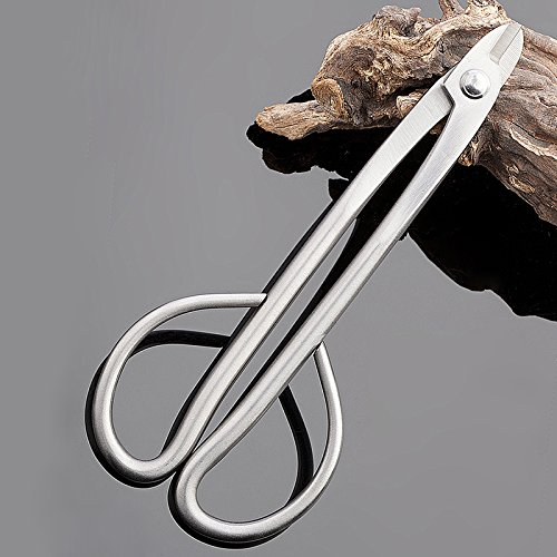 Wire Scissors Tian Bonsai Tools 160 Mm (6.3'') Stainless Steel