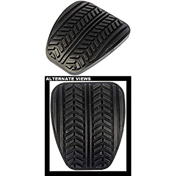 OEM NEW BRAKE OR CLUTCH PEDAL PAD COVER FOR FORD MUSTANG 1994-2004 F4ZZ-2457-A