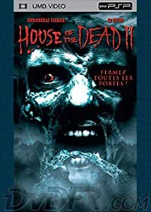 House of the Dead 2 [Francia] [UMD Mini para PSP]