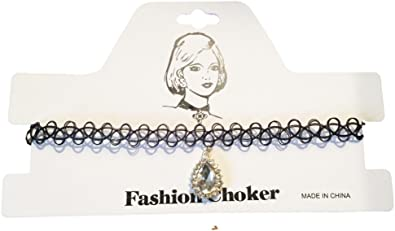 collier ras de cou accessorize