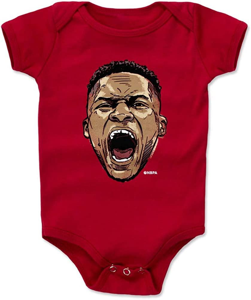 3-24 Months Russell Westbrook Scream 500 LEVEL Russell Westbrook Houston Basketball Baby Clothes /& Onesie