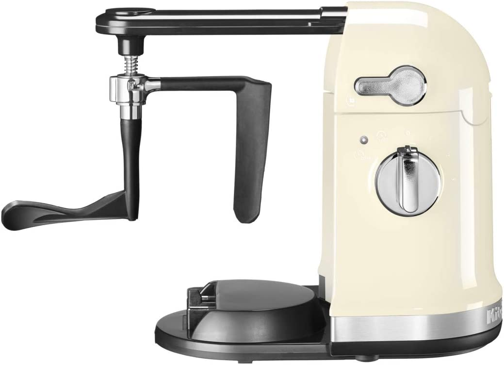 KitchenAid 5KST4054 - Procesador de alimentos, color crema: Amazon.es: Hogar