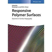 Responsive Polymer Surfaces: Dynamics in Surface Topography