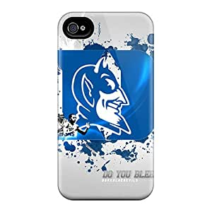 Shock Absorption Cell-phone Hard Covers For Iphone 6plus (sEW3349RxGj) Allow Personal Design Stylish Duke Basketball Series