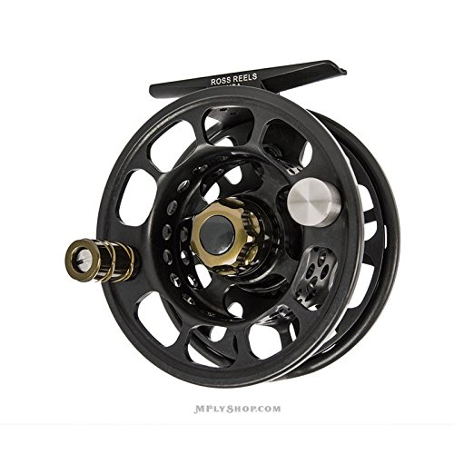 Ross Animas Reel, Black / Bronze, #5-6
