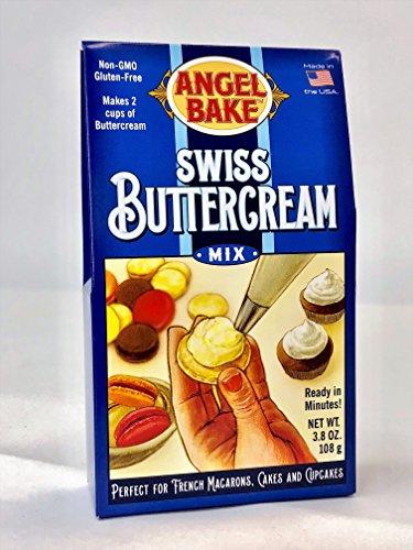 Swiss Buttercream Mix (Mix Macaron Baking)