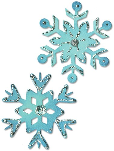 Sizzix Originals Die - Snowflakes #3 by Rachael Bright