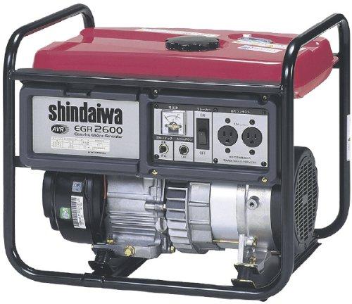 新ダイワ 一般発電機 EGR2600-A