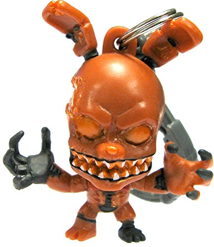 Five Nights at Freddy's FNAF Hangers Series 2 Jack-O-Bonnie Rare Chase Collector Clip [Loose]